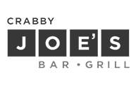 crapbby joes bar • grill logo - off state