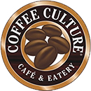 coffee culture cafe & eatery logo