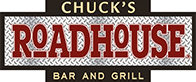 chuck's roadhouse bar and grill logo