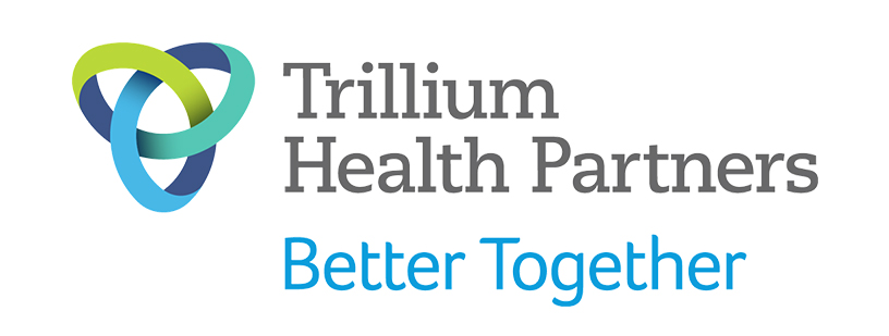 trillium health partners better together logo